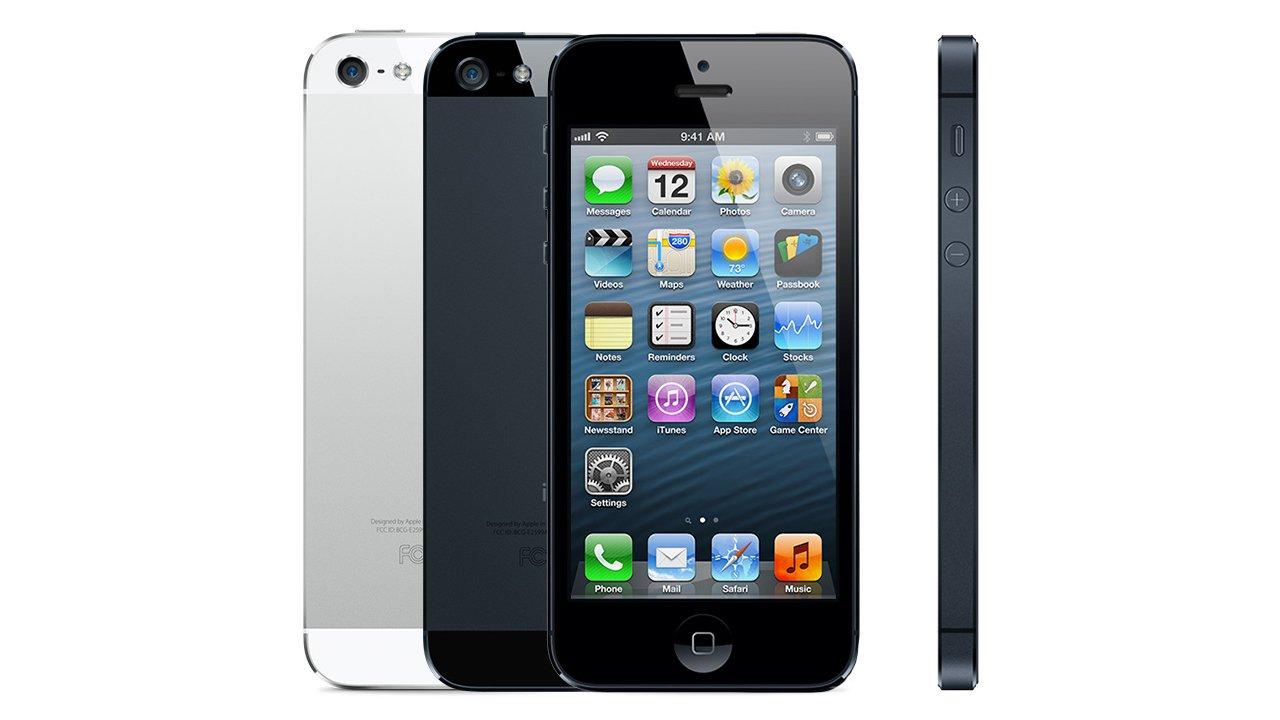 iPhone 5、ネットやiCloudの継続利用にアップデート必須。11月3日まで