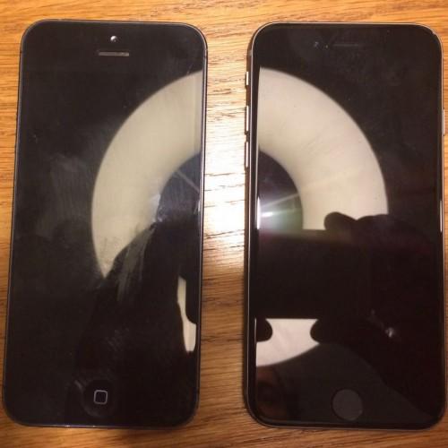 4インチ・新型「iPhone 5se / 6c」の画像がリーク