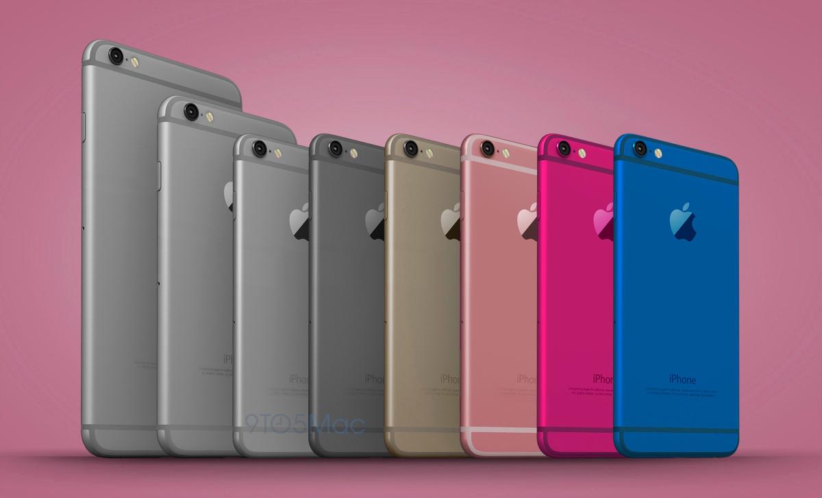 4インチ小型「iPhone 6c」の模型画像が公開。デザインはiPhone 6s似、価格は実質0円に?