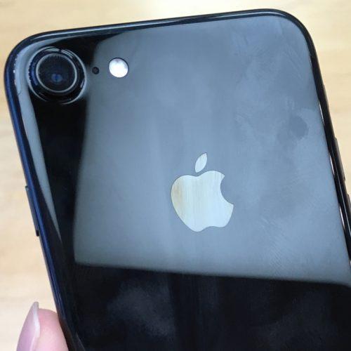 iPhone 7、ジェットブラックで良かった画像、後悔する画像