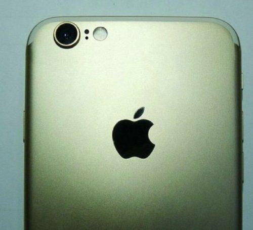 iPhone 7の実機がリーク、レーザーAF対応のカメラ搭載か