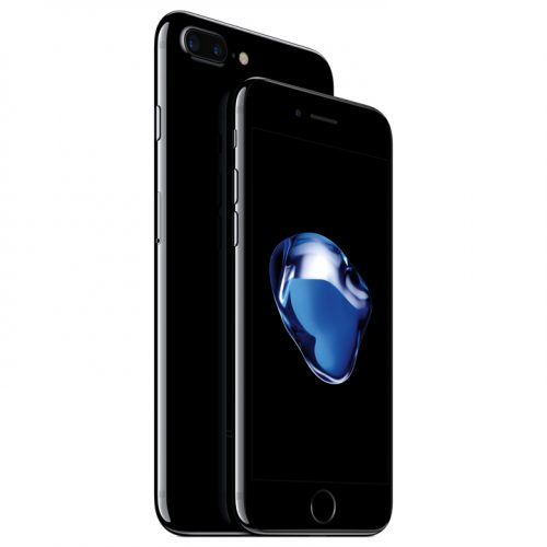 iPhone 7、「総務省指定」をすでに画面表示していた