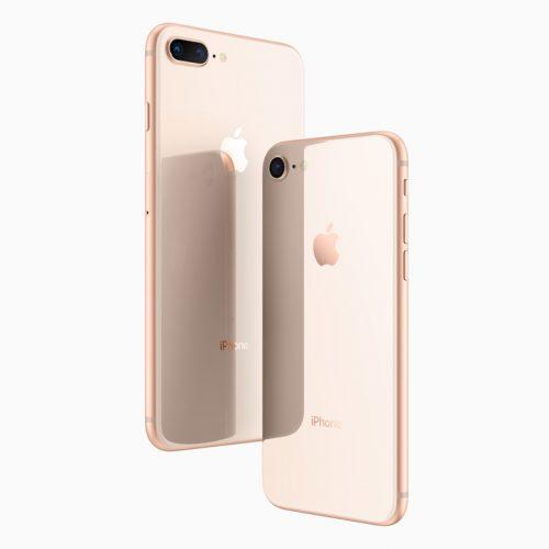 iPhone 8/iPhone 8 Plus、初動の販売台数は過去5年で最低に