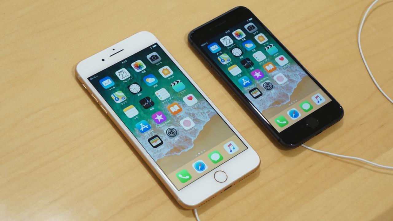 ソフトバンク、iPhone 8の予約は「例年に比べて少ない」、Apple Watch 3は「例年よりも全然多い」