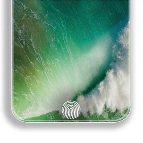 iPhone 8、発売日は10月以降に?ディスプレイ内蔵型の新しい指紋認証搭載の噂