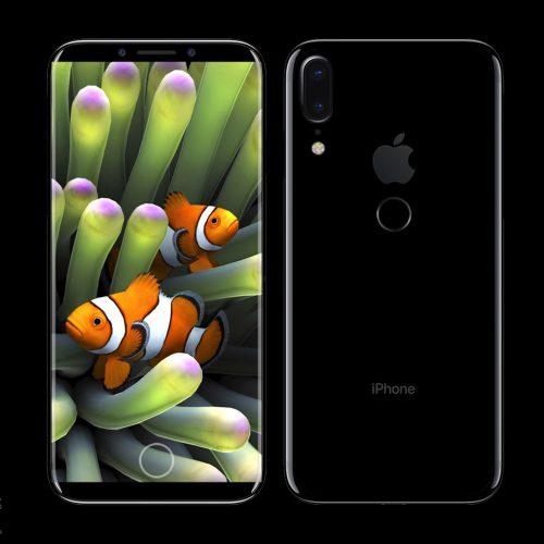 iPhone Edition、ガラスボディは撤回。指紋認証センサーは背面に移動するとの噂
