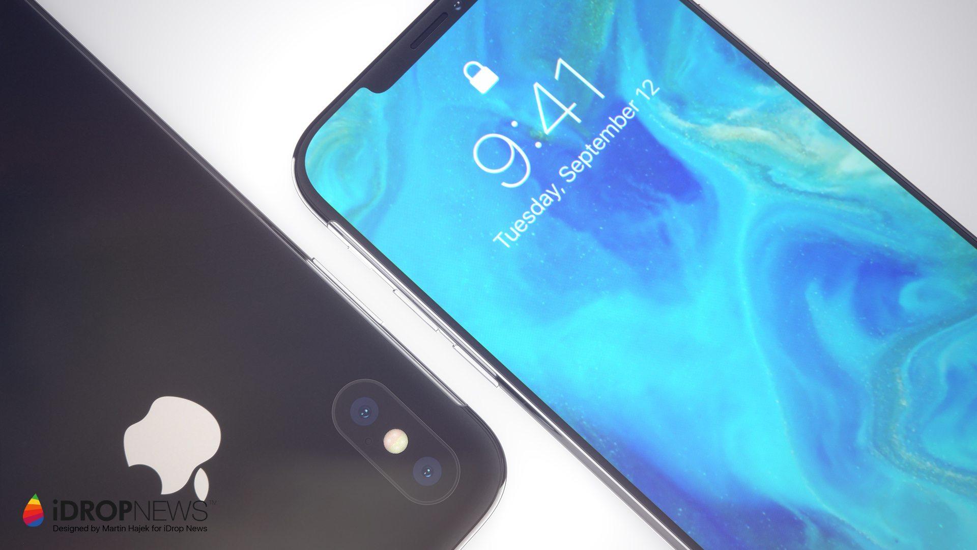 """これなら買う?""""切り欠き""""を小型化した新型iPhoneはこんな感じ"""
