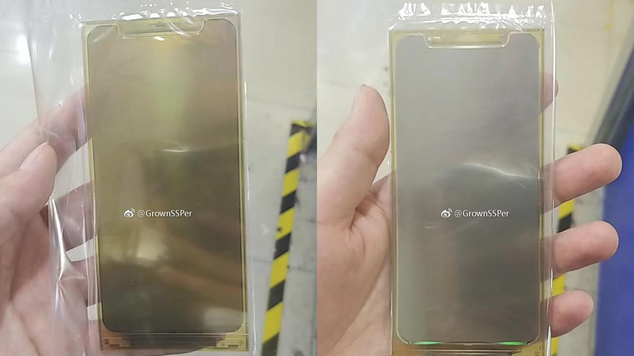 """iPhone SE2、""""切り欠き""""デザインのディスプレイパーツが流出"""