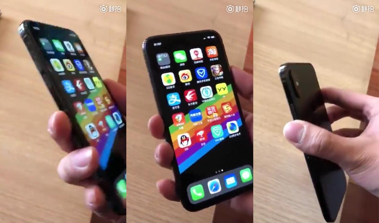 「iPhone SE2」、実機動画が流出。顔認証・ベゼルレスディスプレイ搭載か