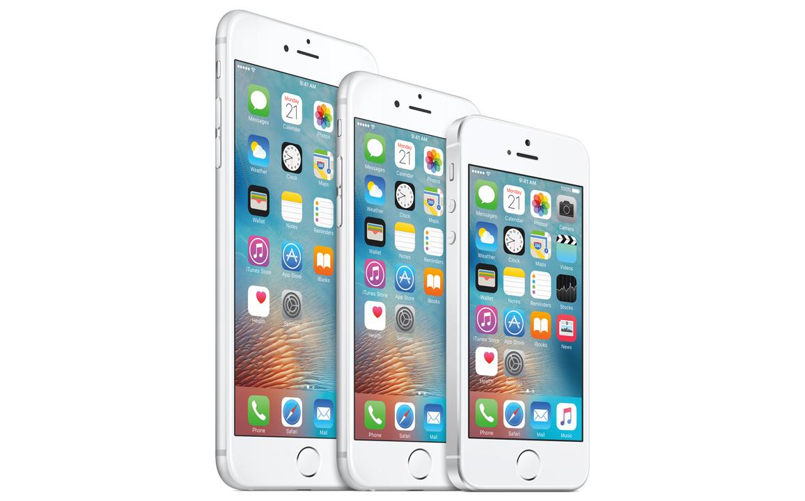iPhone SE / 5s / 6sを徹底比較、スペック/価格/バッテリー