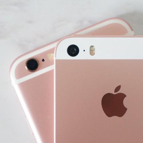 iPhone SE、初週の販売数は5sに遠く及ばず?