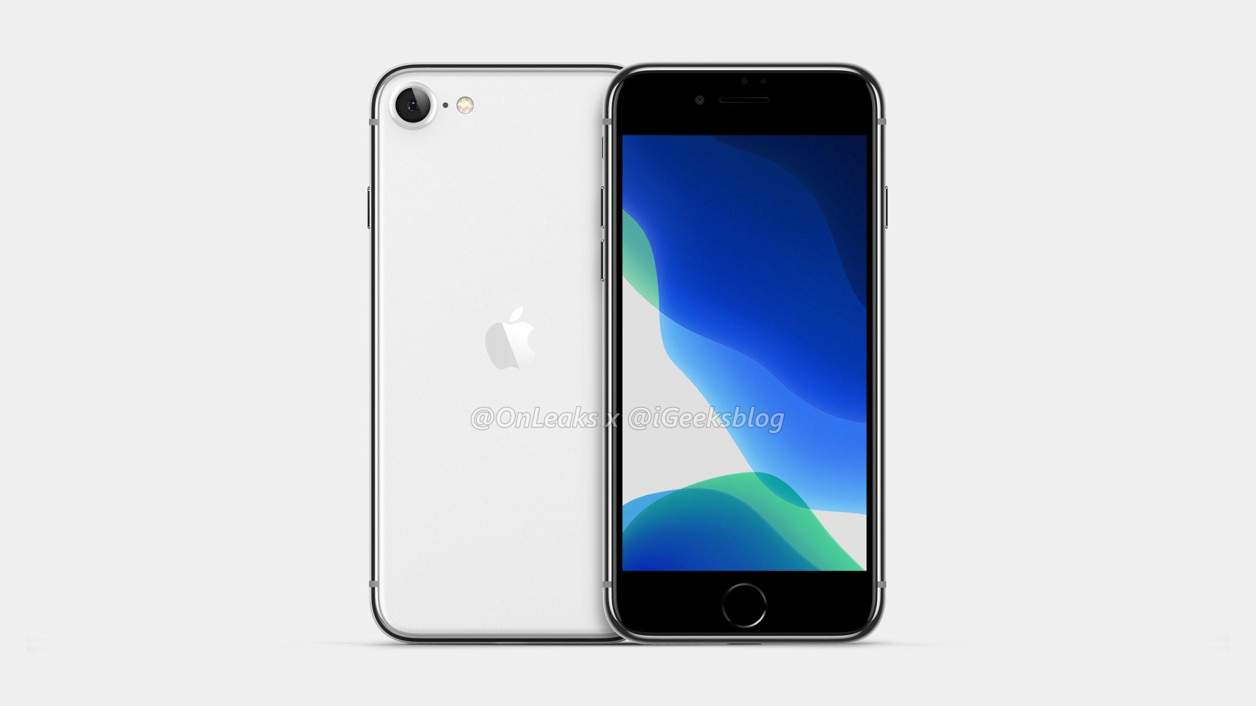 iOS 14からiPhone SE2と新型iPad Proが発見される