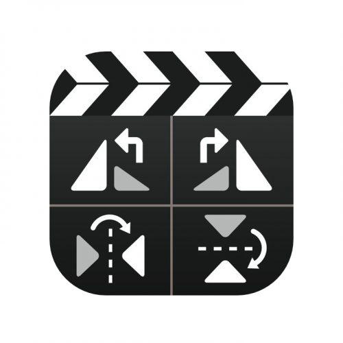 iPhoneで撮影した動画を横向き・縦向きに回転する方法