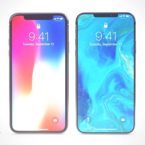 """iPhone Xの""""切り欠き""""、2018年の新型iPhone/iPadで小型化の噂"""