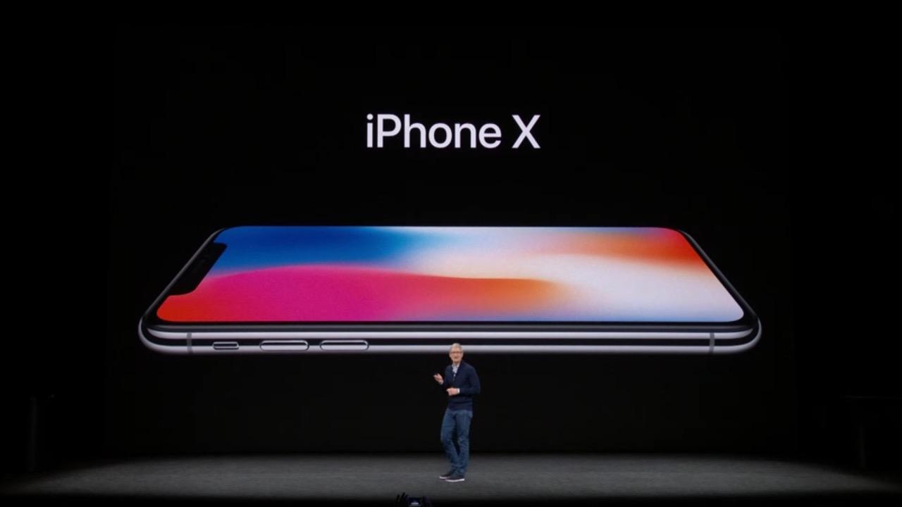 iPhone X/iPhone 8の発売日・予約日・価格が発表。Xは10月27日予約開始、11月3日発売