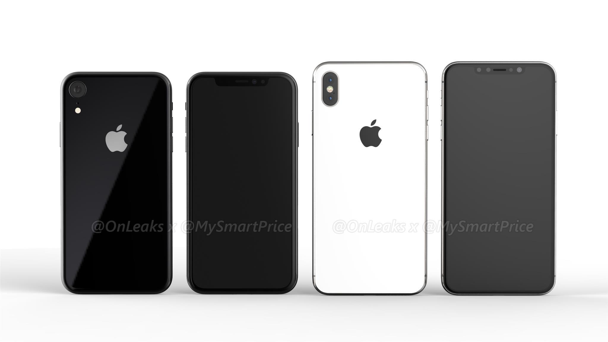 iPhone(2018)/iPhone X Plusのレンダー動画登場。サイズも明らかに