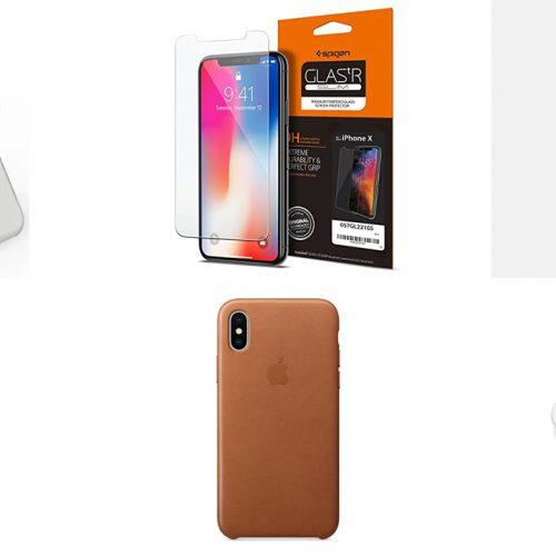 iPhone X、ベストケース・カバー/保護ガラスまとめ