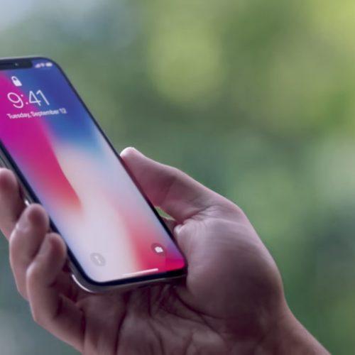 「iPhone X」では通知内容が顔認証後に表示される〜初期状態で