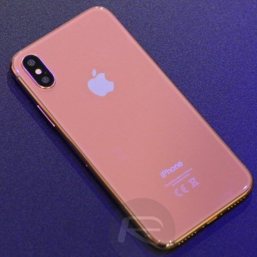 iPhone X、新色ゴールドが2018年2月に発売か