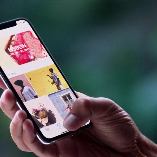 【悲報】iPhone X、片手モード(簡易アクセス)が利用不可に