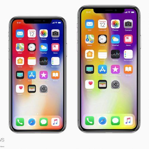 「iPhone X Plus」、2.7K解像度のディスプレイ搭載か