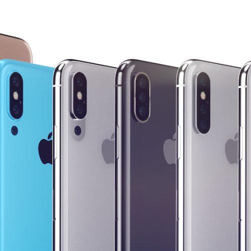 今年発売の「iPhone X Plus」はトリプルレンズカメラを搭載?