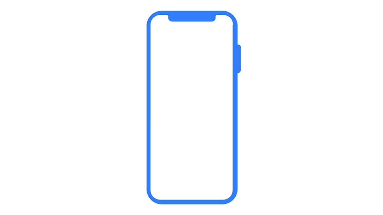 新型iPhone・iPad Proのアイコンデザイン流出。iPhoneはノッチ変わらず