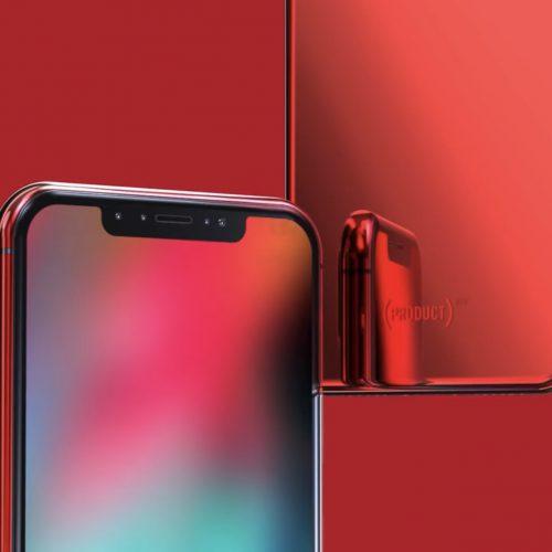 発売されたら即買い、iPhone X (PRODUCT)REDのコンセプトムービー登場