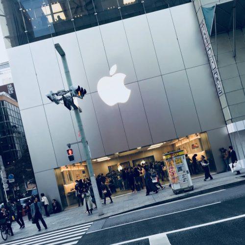 「iPhone X」の行列開始、並びを禁止するApple Storeも