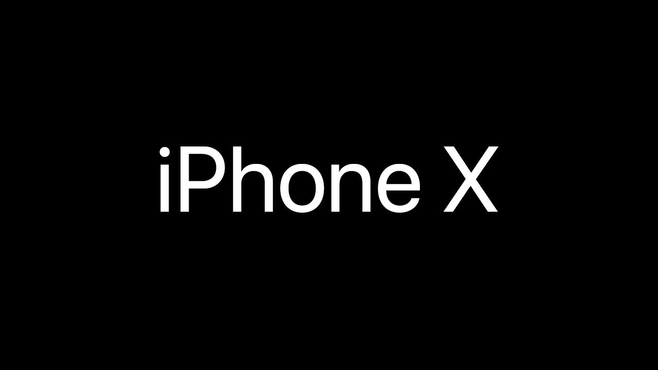 「iPhone X」の発売日入手はジェットブラックよりも困難に?