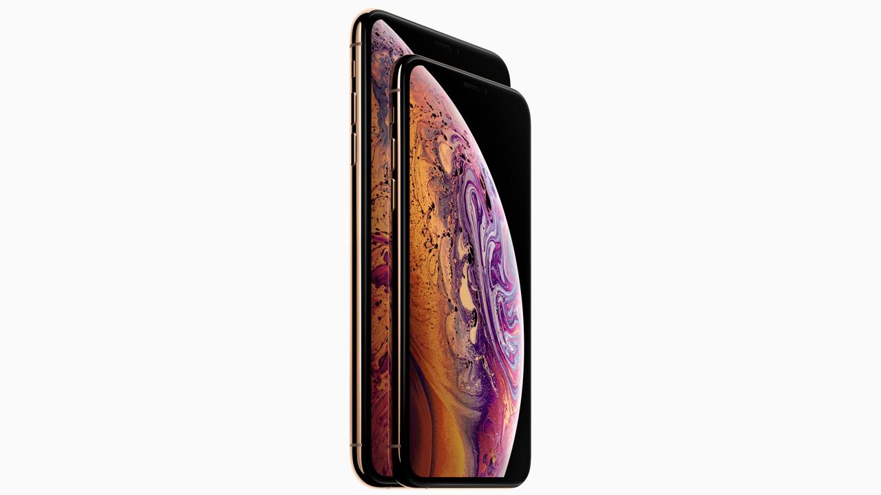 ソフトバンク、iPhone XS・XS Maxの価格を発表。一括136,800円から