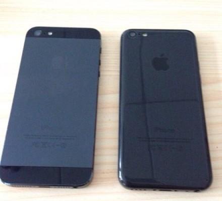 ブラックカラーのiPhone 5Cがリーク!光沢感のあるボディに