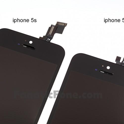 iPhone5Sのディスプレイ周りの高精細な画像が流出