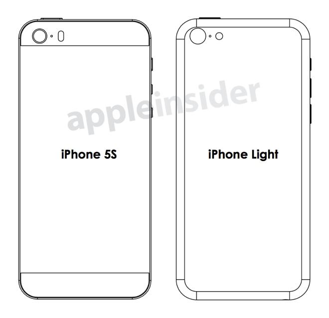 iPhone5Sと廉価版iPhone(iPhone Light)のサイズが明らかに!?