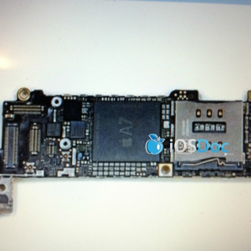 iPhone5Sはついにクアッドコアに!?回路基板がリーク→リーク画像は加工物かも