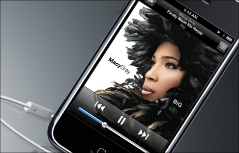 iPhoneはやはりNTTドコモから発売。