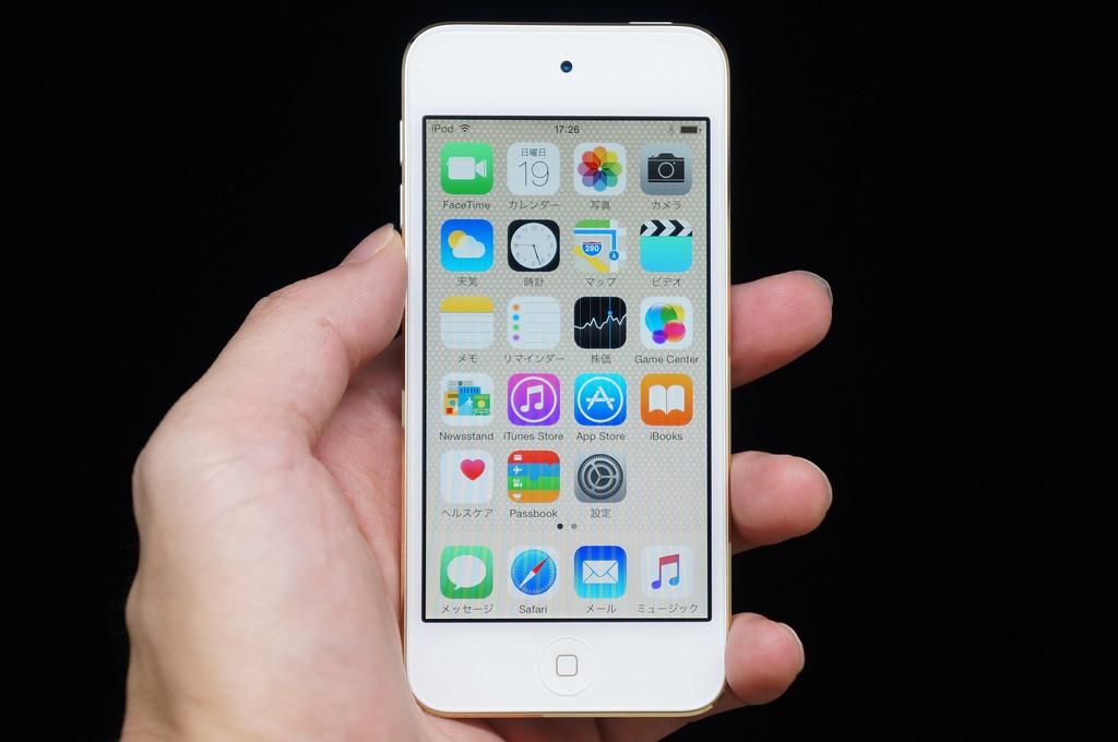 レビュー:6世代目「iPod touch」、3年ぶりの新作登場