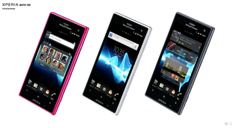 au、ドコモより先に「Xperia acro HD IS12S」のAndroid 4.0へのアップデートを提供!