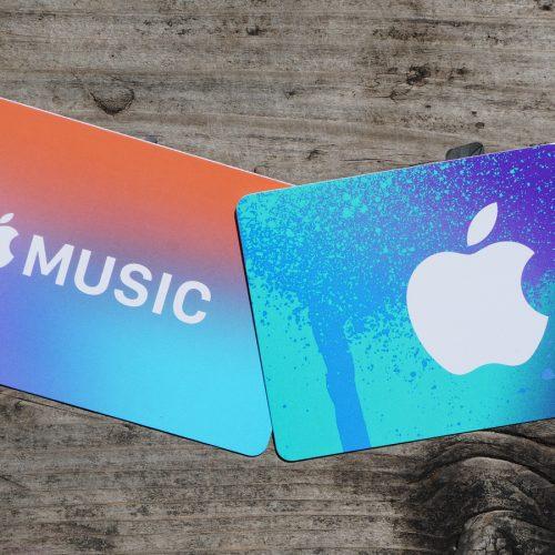 iTunesカードとApple Musicカードの違いとは?おトクな割引、使い方などまとめ
