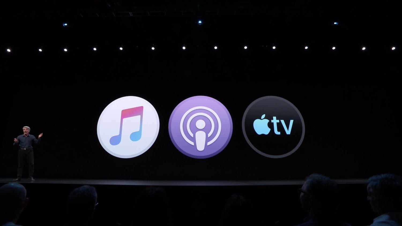 Apple、iTunesの終了を発表。3つのアプリに分割して提供へ
