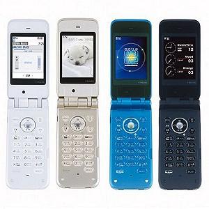 F902iS-WMAが再生可能な音楽+セキュリティ携帯