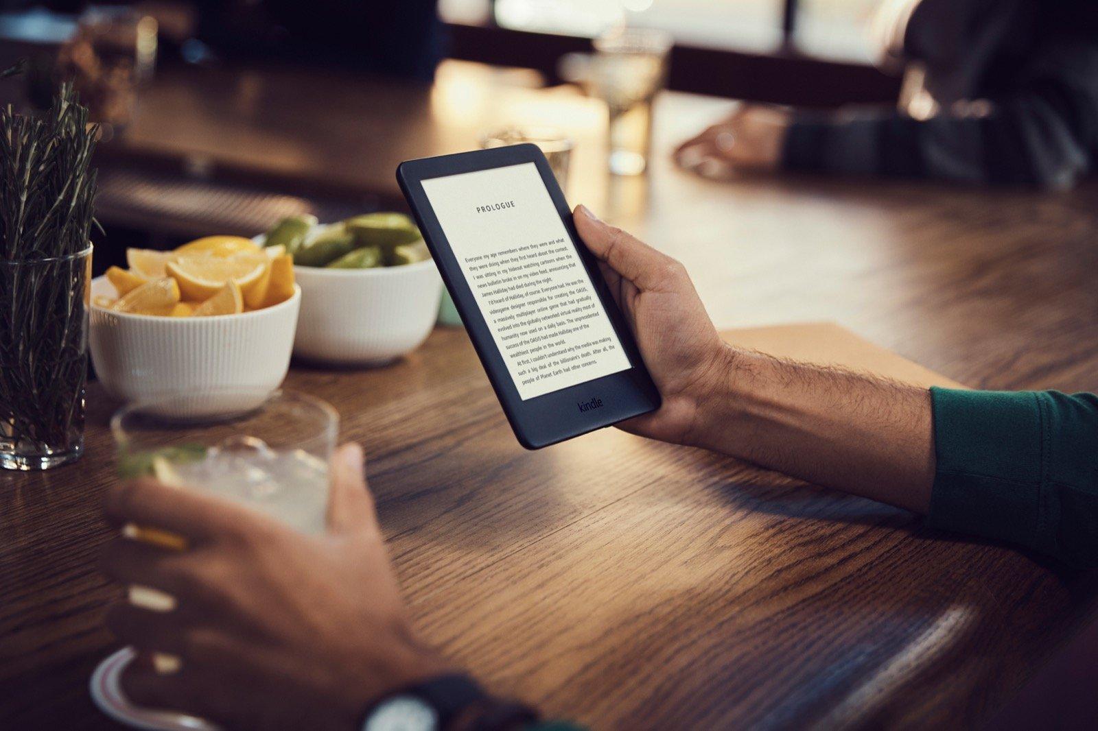 Kindle、過去最安値でサイバーマンデーに登場
