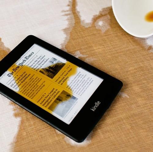 新型Kindle、モデル名は「Kindle Oasis」で防水対応か