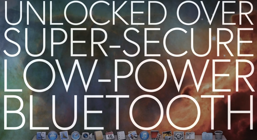 iPhoneを2回ノックするとMacの画面ロックを解除できる「Knock」が便利そう!