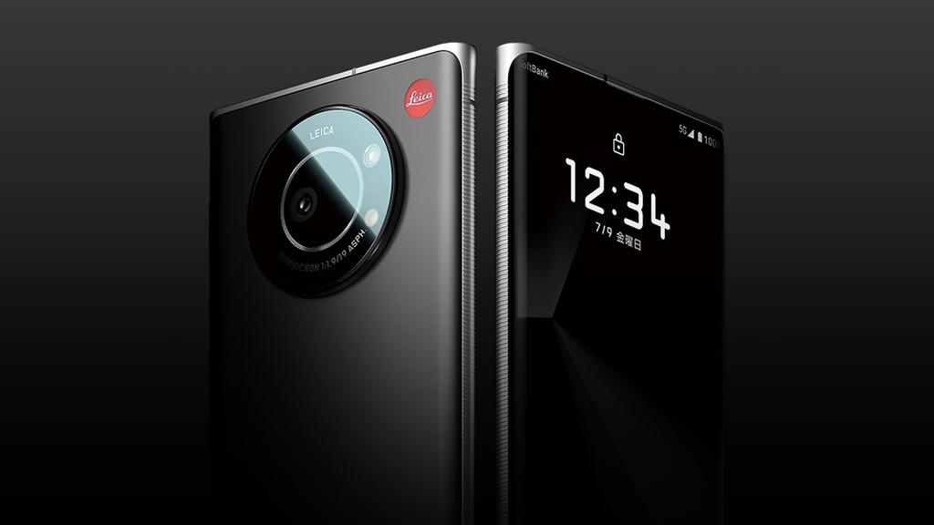 ライカ初のスマホ「LEITZ PHONE 1」が7月16日に独占発売。ソフトバンクから