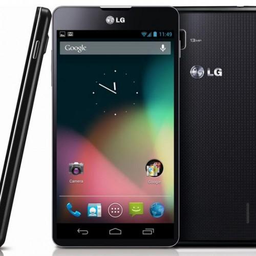 LG電子のNexusモデル「Optimus Nexus」が開発中?