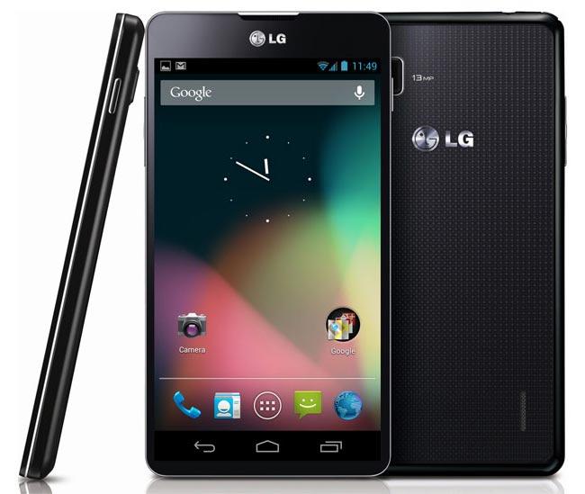 Google、LG製「Optimus Nexus」を11月に発売へ?