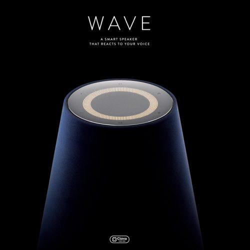 LINE、AIスピーカー「WAVE」の出荷日を再延期