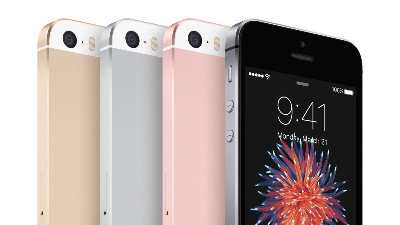 LINEモバイル、「iPhone SE」の販売開始。価格は30,800円から
