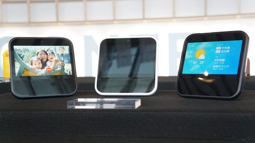 LINE、スマートディスプレイ「Clova Desk」を3月19日に発売